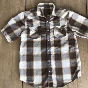 ARIZONA kids western shirt, L (14-16)